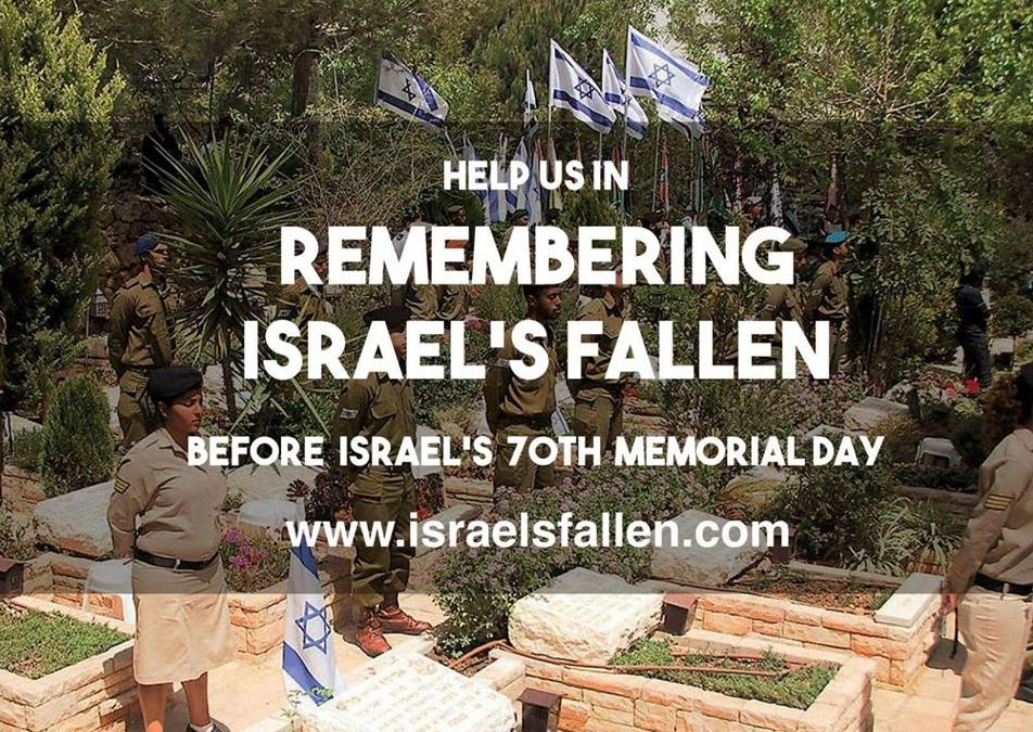 Remembering Israel's Fallen